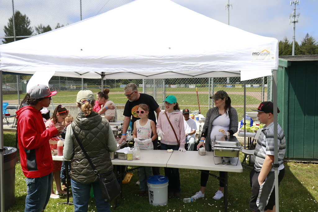 . The Spamley Cup Cook-off was a family friendly event, with all ages taking part. (Hunter Cresswell - The Times-Standard)