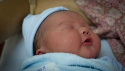 Joshua Spangler/Tran  Born in Ho Chi Minh City, Vietnam November 9, 2012 at 9:45AM, Weighing in at 4.25 Kg!