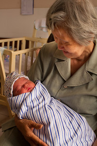 Proud Grandma!