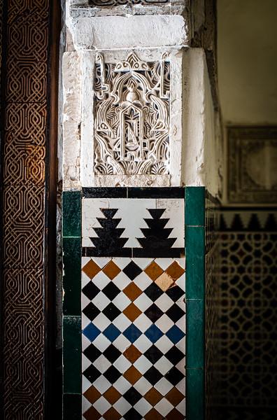 Moorish design. Real Alcazar
