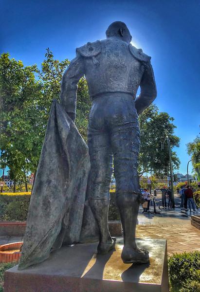 Bull fighter, Curro Romero