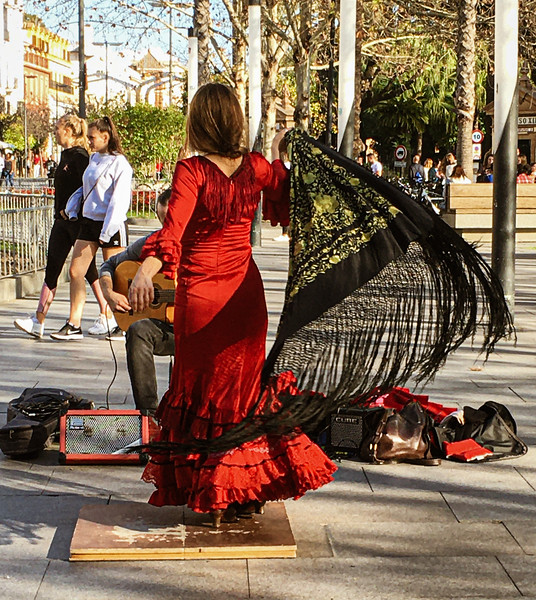 Flamenco by Puerta Jerez
