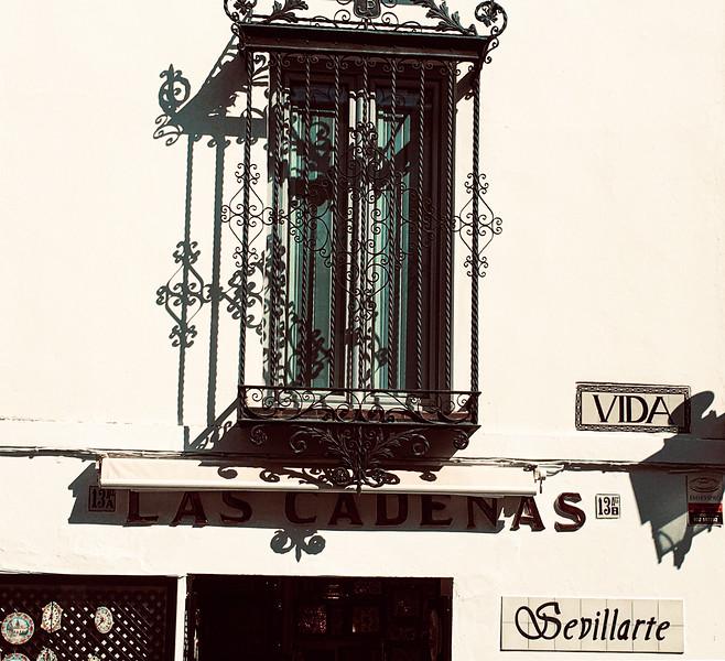 Facade in Santa Cruz