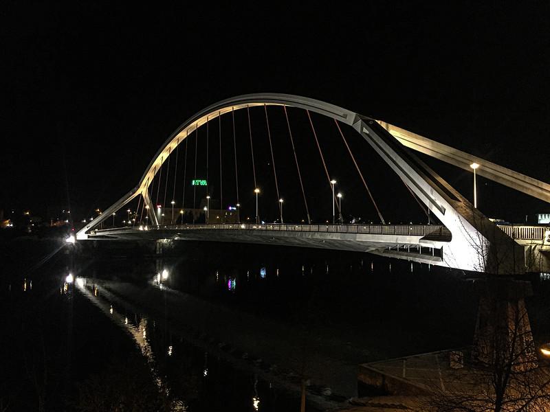 Puente dew la Barqueta.