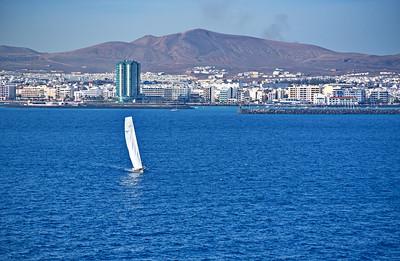 Canary Islands:  Island of Arrecife