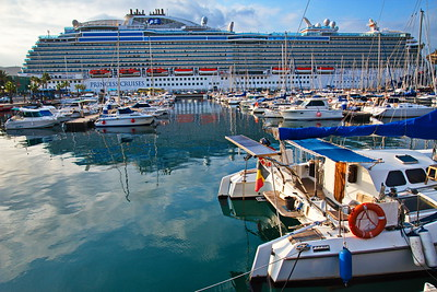 Spanish Passage:  Royal Princess TransAtlantic 2017