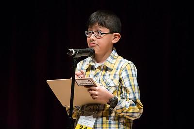 2015 Spanish Spelling Bee