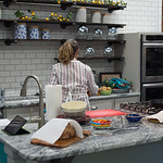 Denise Milligan, of Spanish Sunday, teaching an Intro to Tapas Class at the Kitchen Company in Longmont, Colorado, on Thursday, August 18, 2017