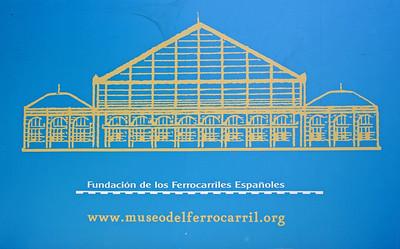 Madrid Railway Museum, 2014