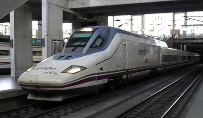 Spanish passenger trains, 2014