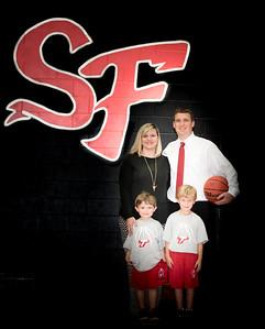 2016-2017 SFHS Boys Basketball