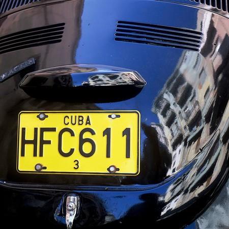 Havana, Cuba. April 2006
