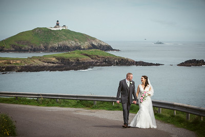 Ballycotton wedding