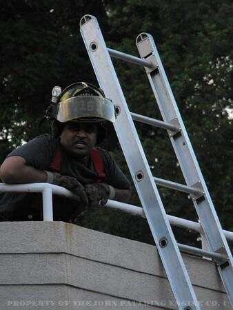 Sparkill Ladder Operations Drill 2009