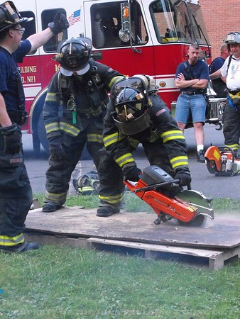 Sparkill Roof Operations Drill 2009