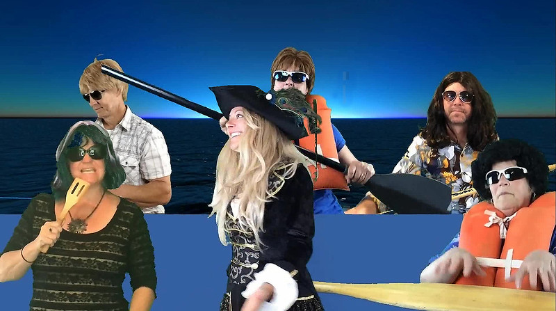 """Come Sail Away"" (STYX)  (Encore 'No Fly' Version) -- Taveli Encore Team --"