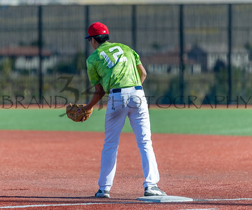 FallBall Green Vs. Gold Team 23SEP18