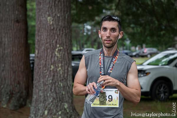 Sparky Run 2017