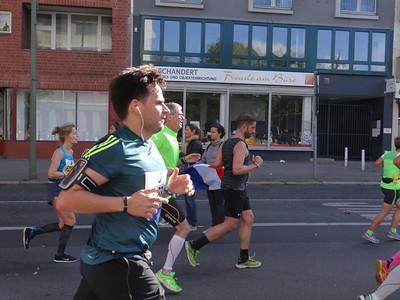 Berlin Marathon - Nickolaj