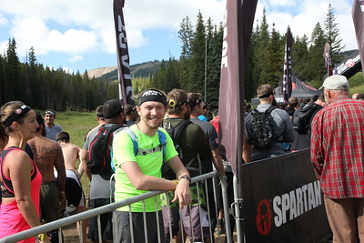 Spartan Beast, Breckenridge CO 08 27 2016