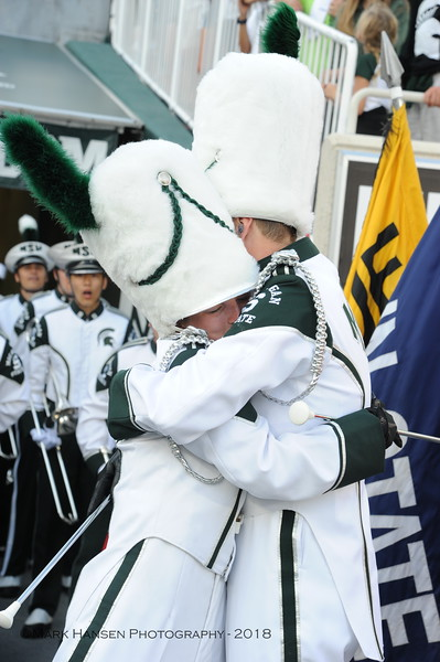 Spartan Marching Band 2018