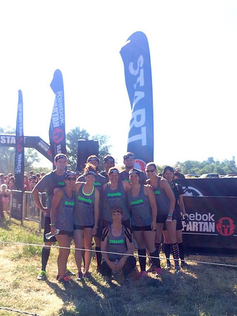 Spartan Sprint Boise 2015