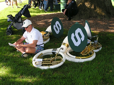 Spartan Alumni Band 2004