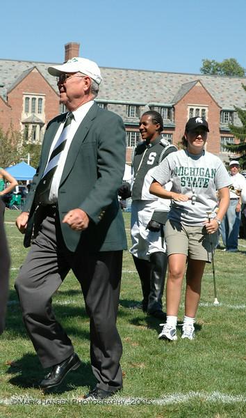 Spartan Alumni Band 2005