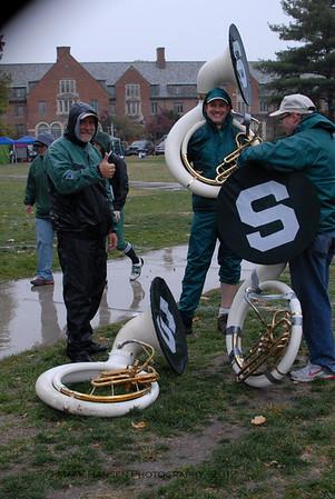 Spartan Alumni Band 2012