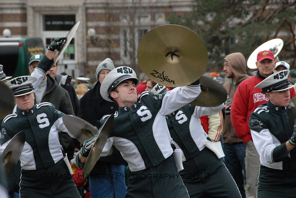 Spartan Marching Band 2012