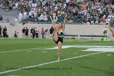 Featured Twirlers - 2013