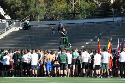Rose Bowl - Occidental Practice 2014