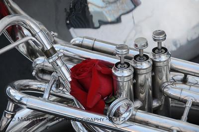 Rose Bowl Pep Band Rally