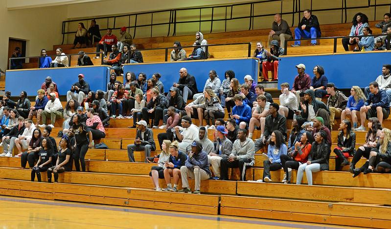 Spartanburg Methodist vs Clinton Basketball