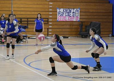 Spartans vs Vikings Volley Ball 2018