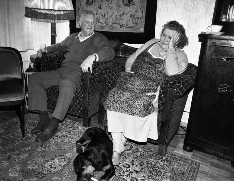 Algirdas ir Julija Brazauskai.