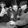 Sovietinių karinių bilietų grąžinimo akcija 1990m.