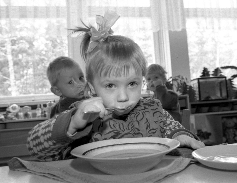 Viename iš Vilniaus vaikų namų...