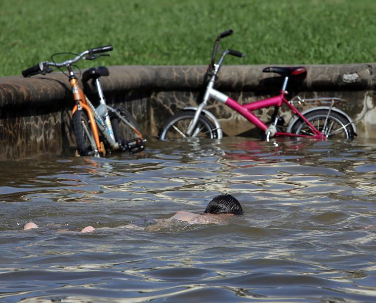 Karšta vasara Trakų Vokėje
