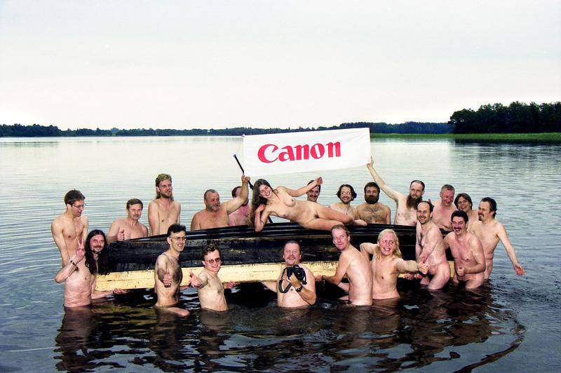 "Lietuvos fotografų ""Canon"" klubo III suvažiavimas (2000) / Lithuanian photographers Canon Club III congress (2000)"