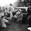 Sąjūdžio mitinge Vingio parke...1990