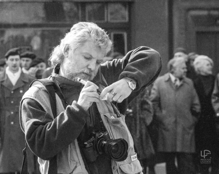 Fotografas Mindaugas Kulbis