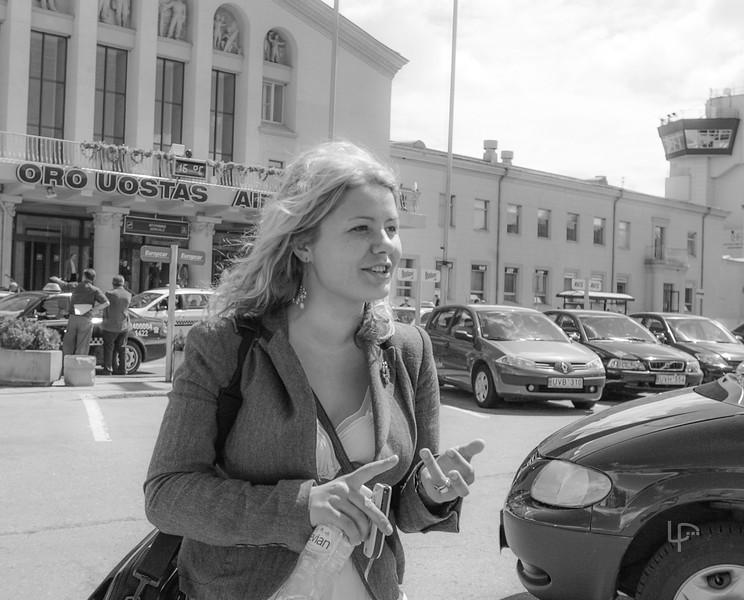 Beata Čičkauskaitė-Nicholson – Lietuvos laidų vedėja, žurnalistė, kulinarinių knygų autorė.
