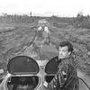 Tomas Juknevičius nepravažiuojamame Sibire-Surgut Kogalyme vyksta su BTR-80 žvejot...1992-ieji...