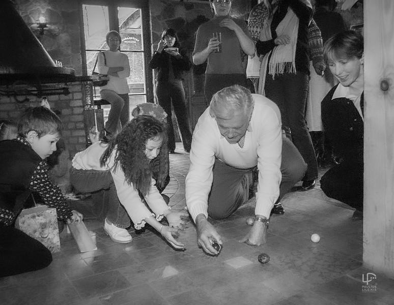 Prezidento Valdas Adamkaus atvelykis su žurnalistų vaikais