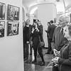 Adamkams skirtos parodos autorė Džoja Gunda Barysaitė su parodos 'kaltininku'