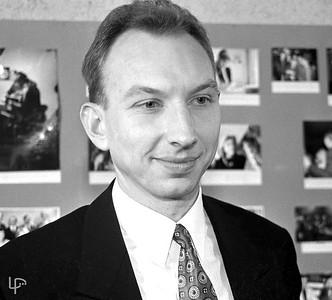 TV žurnalistas Valdas Vilūnas
