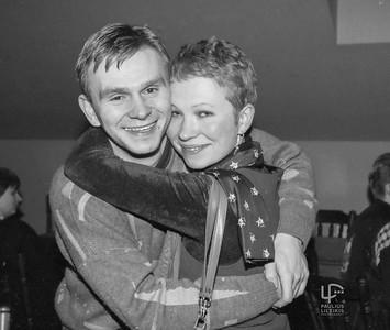 Raimundas Celencevičius ir Dalia Musteikytė