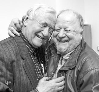 Rimanto Dichavičius ir Vitalijus Butyrinas