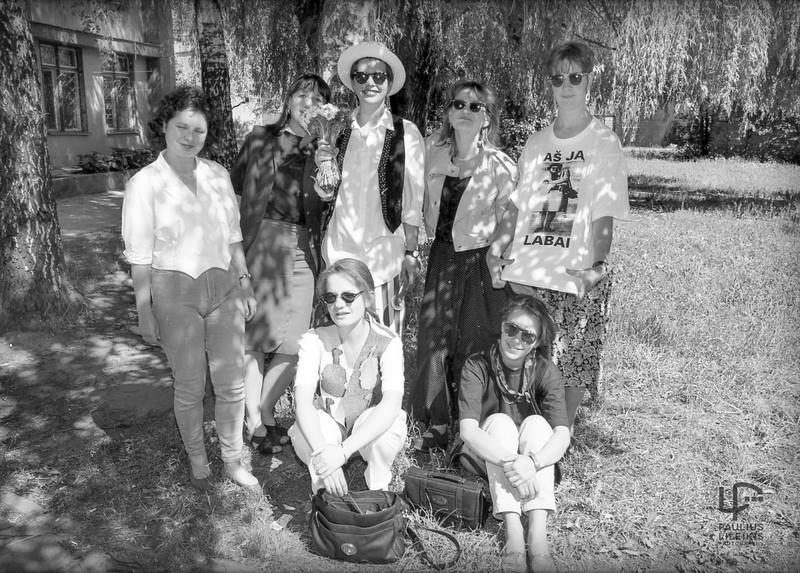 'Lietuvos ryto' merginos